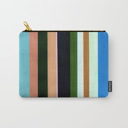 Stripes - Inspired by The Birth of Venus by Sandro Botticelli Carry-All Pouch