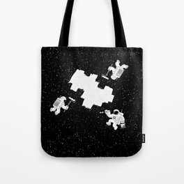 Incomplete Space Tote Bag