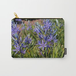 May Night Salvia Carry-All Pouch