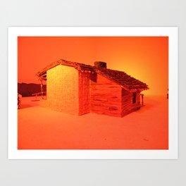 Martha (2012) 4 Art Print