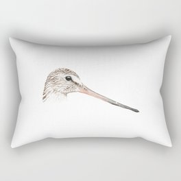 Hudsonian Godwit Rectangular Pillow