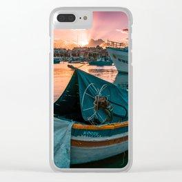 Malta #society6 #decor #buyart Clear iPhone Case