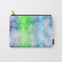 Rainbow marble texture 3 Carry-All Pouch