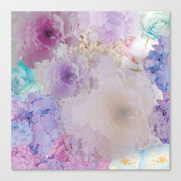 STOP FLOATING AROUND (PINK) Canvas Print
