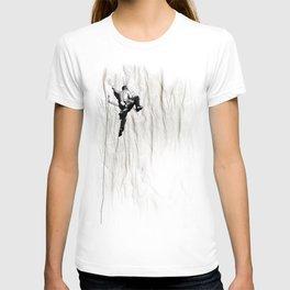 Climbing a Wrinkle T-shirt