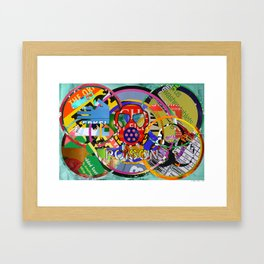 HAZMAT 04 Framed Art Print