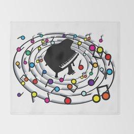 Loop_the_Loop Throw Blanket