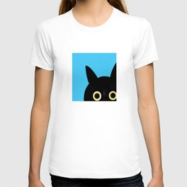 My Cat is Looking at You T-shirt