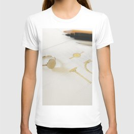 Signet Ring Sketch T-shirt