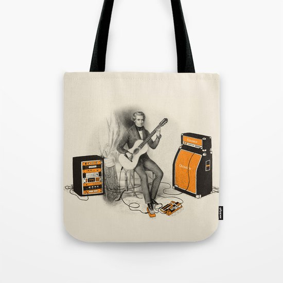 Unimaginable Symphonies Tote Bag