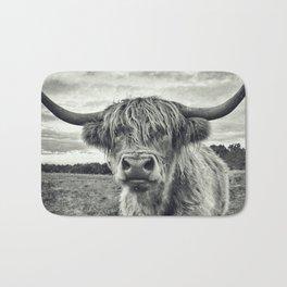 Highland Cow II Bath Mat