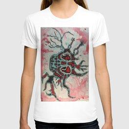 Amoeba Monster #3 T-shirt