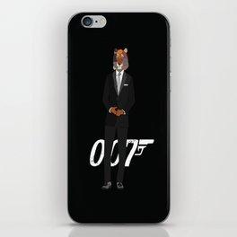 Tiger Bond iPhone Skin