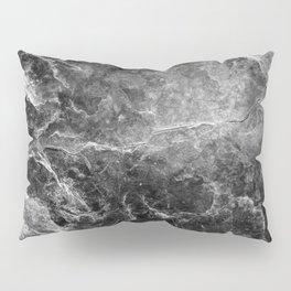 Enigmatic Black Marble #1 #decor #art #society6 Pillow Sham