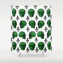Green Skulls by folknfunky