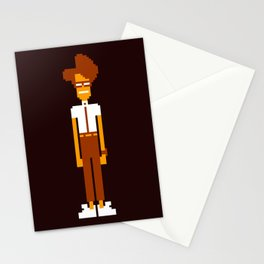 Moss Sprite - The IT Crowd Stationery Cards