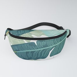 Tropical oasis Fanny Pack