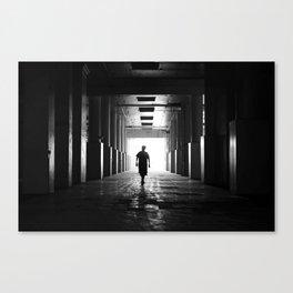 Second Floor Canvas Print