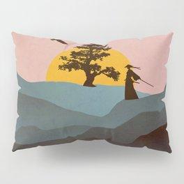 Nature Love Of A Peacful Warrior Pillow Sham