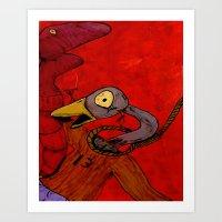 Early Bird Art Print