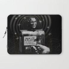 Devil's Question Box Laptop Sleeve