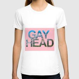 Gay Head Martha's Vineyard in Light Pink T-shirt
