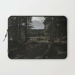Good Morning Forest Laptop Sleeve