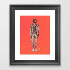 Bellman Framed Art Print