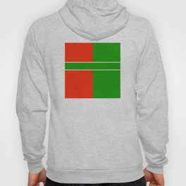 Team Color 6...green,red Hoody