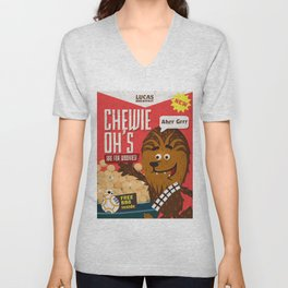 Chewy ohs Unisex V-Neck