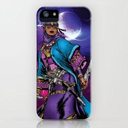 Jamila iPhone Case