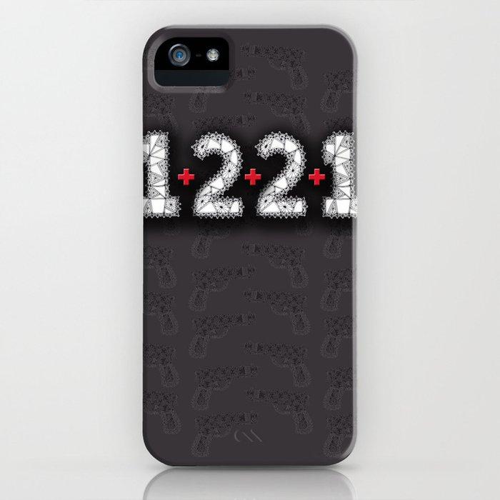 Clue iPhone Case