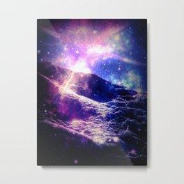 Cosmic Radiance Metal Print