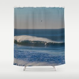 Offshore Event Shower Curtain