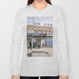 We Run These Streets Long Sleeve T-shirt