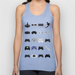 Console Evolution Unisex Tank Top