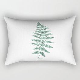 New Zealand Tree Fern Rectangular Pillow