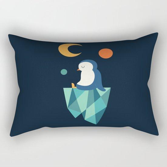 Private Corner Rectangular Pillow