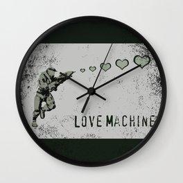 Love Machine - Master Chief - Halo Wall Clock