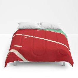 Running Track Comforters
