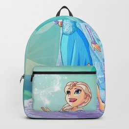 Elsa from Frozen Backpack
