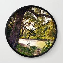 Southern Memories Wall Clock