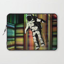 Trapped in Multiple Time Dimension Laptop Sleeve