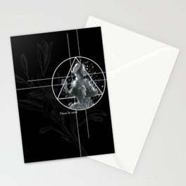 Joan d'Arc - White Lily Edition Stationery Cards