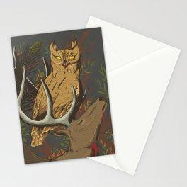 STRIX Stationery Cards