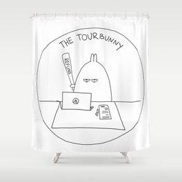 The TourBunny - Refund Shower Curtain