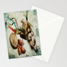 What nature delivers....those are not my eggs!!! Stationery Cards