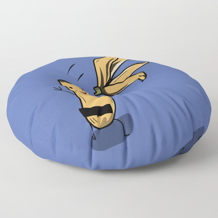 Banana Floor Pillow