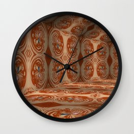Iconic Hollows 20 Wall Clock
