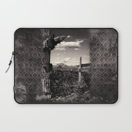 Wild Wild West Laptop Sleeve